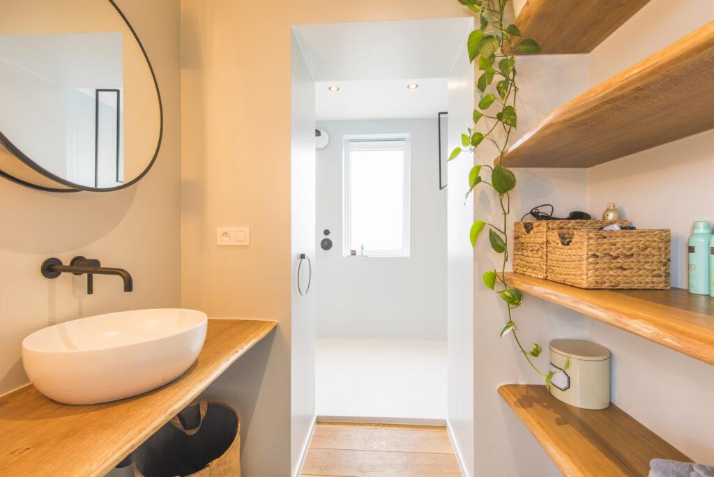 badkamer bathroom renovatie